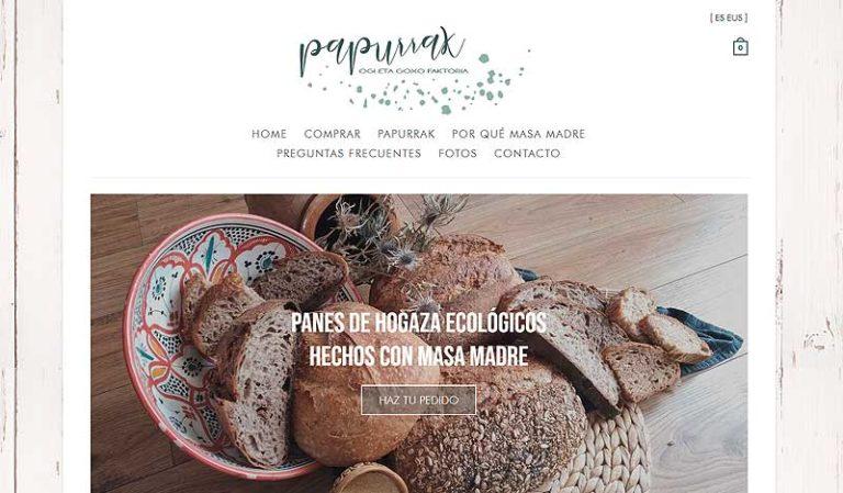 Diseño de páginas web ejemplos
