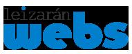 Leizarán Webs - Logo